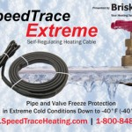 SpeedTrace Extreme Self-Regulating Heating Cable