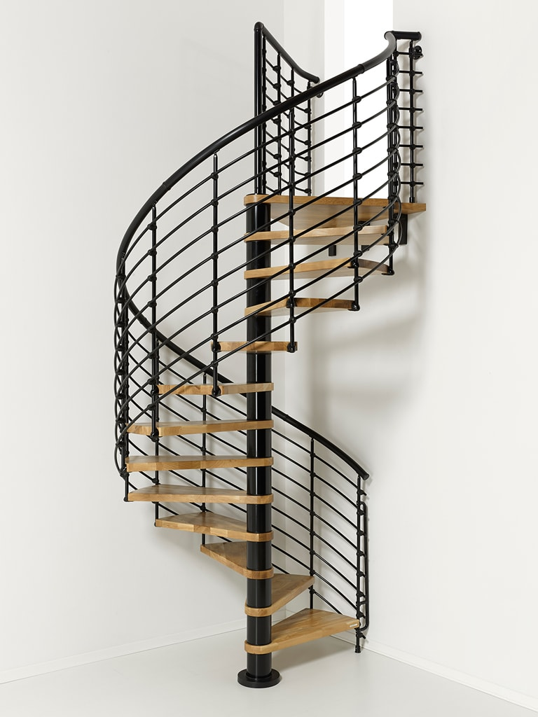 How to build a spiral staircase extreme