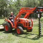 LAND PRIDE POST HOLE DIGGERS: SA20 SERIES