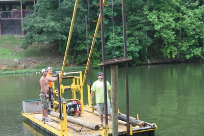 Building A Boathouse Extreme How To