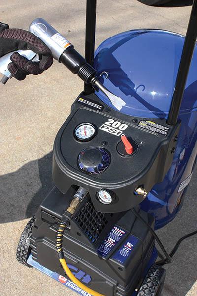 Assessing Compressor Power