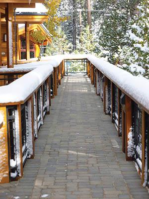 Heatizon Snow Melting System