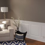 Do-It-Yourself Wainscoting