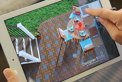 AZEK 3D iPad App