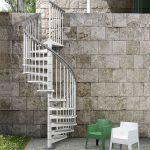 DIY Spiral Stairs