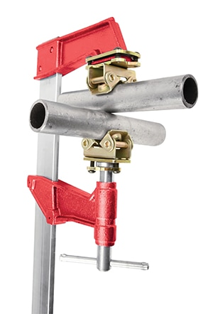 red clamps 1