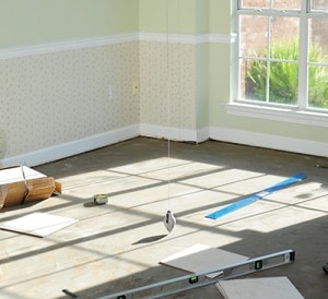 Adding A Medallion To A Tile Floor Extreme How To - What is needed to tile a floor