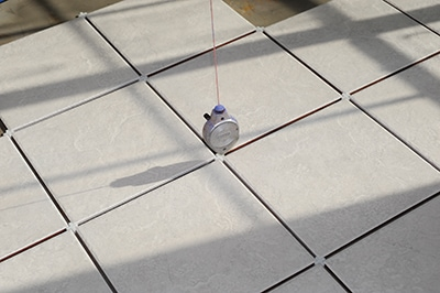 Adding A Medallion To A Tile Floor Extreme How To