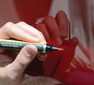 AutomotiveTouchup Pen Repair