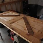 Building Board-and-Batten Doors