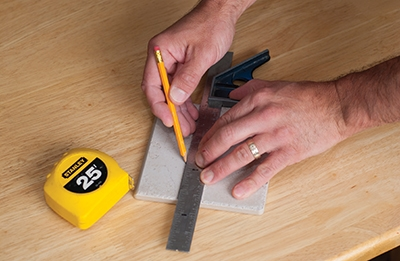 how to cut wall tile without a wet saw