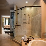 Installing a Glass Shower Stall Encolsure
