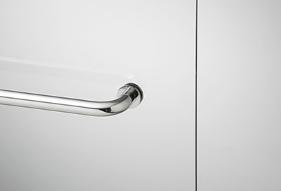 Choose from an array of hardware styles, finishes and colors.