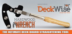 Hardwood Wrench