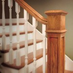 Building Basics for an Open Rail Balustrade