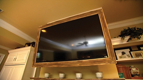 Flat Tv Screen Frame Extreme How To