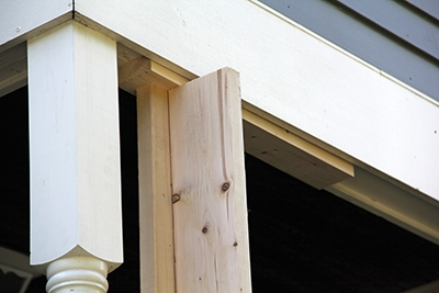 Replacement Porch Columns