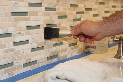 Sealing Tile And Grout Extreme How To - Bathroom tile sealer