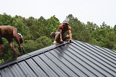 Install Corrugated Roofing Extreme How To