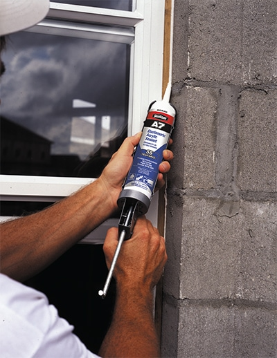 Gardner Caulk Products Extreme How To