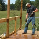 Preserving Outdoor Wood