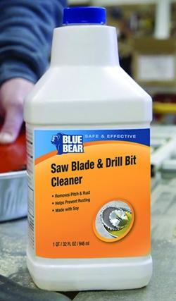 BLUE BEAR Blade cleaner