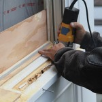 Patching Rotted Window Sills