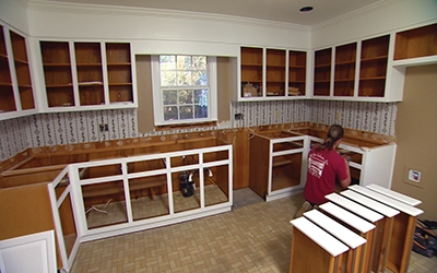 Complete the job with two coats of quality oil-based or durable latex enamel paint.