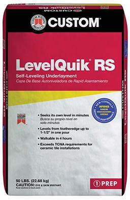 CUSTOM LevelQuik RS
