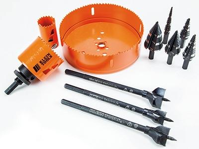 Klein Tools-HolemakingProductsGroupShot