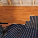 Installing In-Floor Electric Radiant Heat