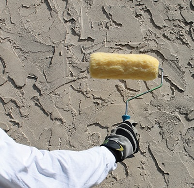 "SealKrete is an ""all-purpose water-proofer"" that seals stucco, brick, plaster, wood and more."