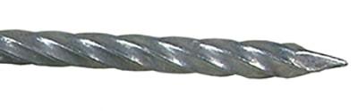 spiral shank
