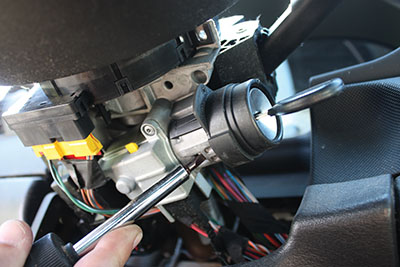 Replace an Ignition Lock Cylinder - Extreme How To