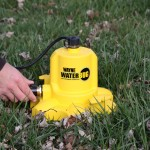 WAYNE Pumps introduces the WaterBUG Submersible Pump