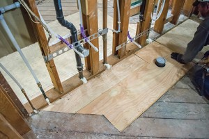 Repairing A Severely Rotted Subfloor Extreme How To