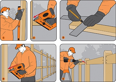 Build Your Own Fence - Extreme How To