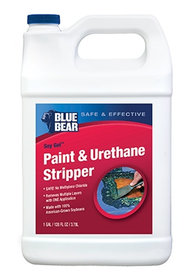 BBR Paint & Urethane Stripper 1 Gallon