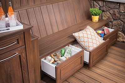 Trex Outdoor Storage Drawers 1