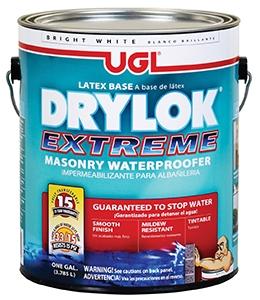 drylok extreme with 15 psi
