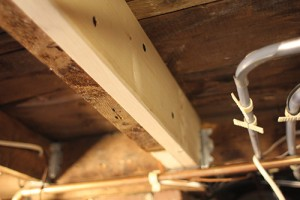 Fixing A Damaged Floor Joist Extreme