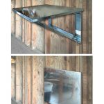 New space-saving workbench / table rated for 250 lb load