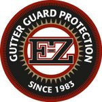 Hardworking new Gutter Guards from the leader in Gutter Protection—E-Z Gutter Guards®