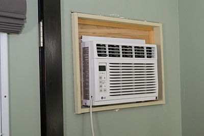 Installing a Window AC in the Wall - Extreme How To