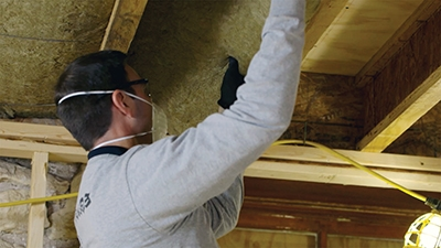 Remodeling show deck expo preview extreme how to page 4 for Roxul stone wool insulation reviews