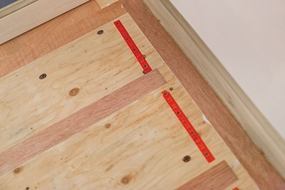 Install a Heated Wood Floor - Extreme How To