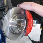Installing New Brake Rotors and Pads