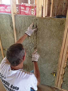 Dampen Sound With Stone Wool Extreme How To