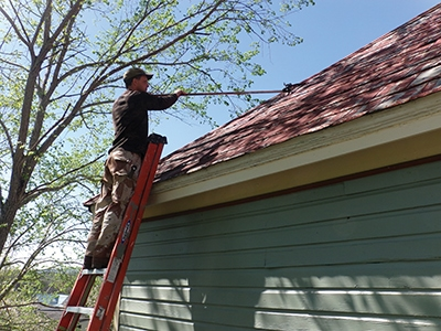 How To Repaint A Metal Roof Extreme How To