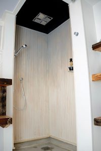 Build A Wood Shower Surround Extreme